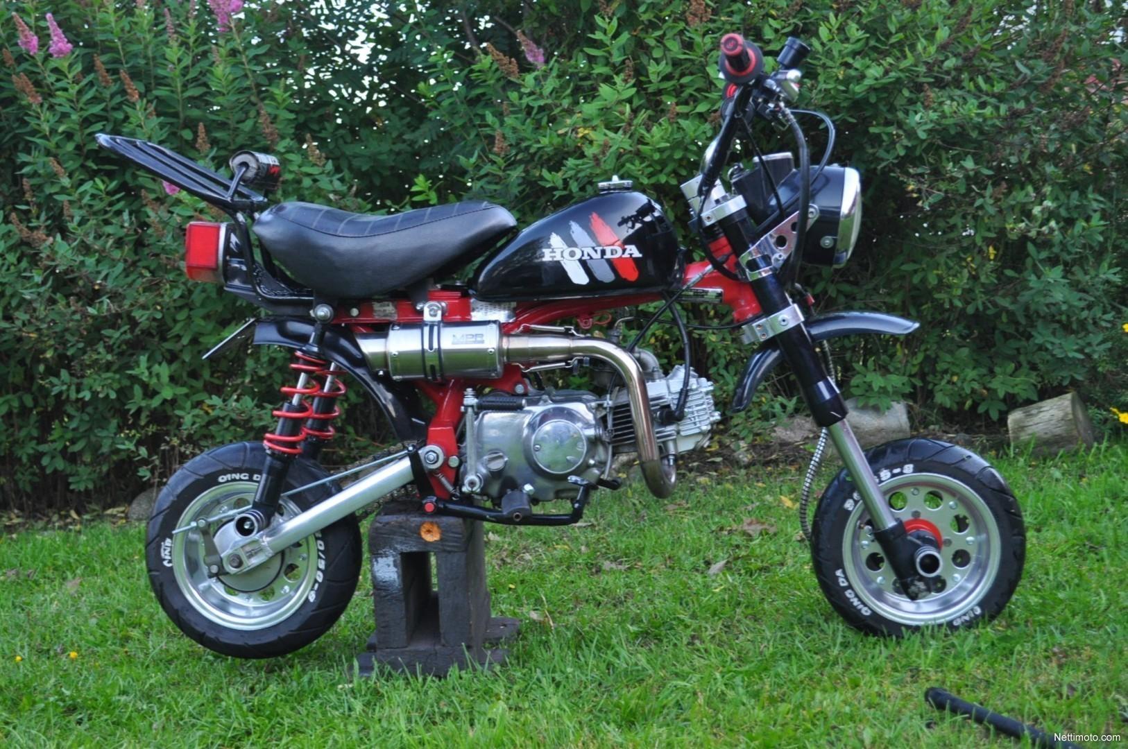 Honda Monkey Tarrat