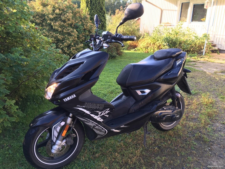 Yamaha Aerox R naked 50 cm³ 2017 - Lahti - Mopo - Nettimoto