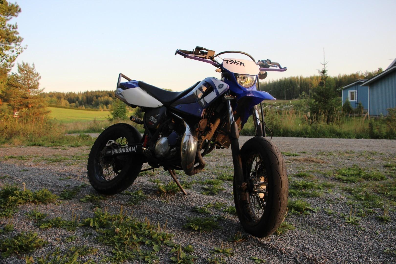 Aj Auto Sales 2 >> Yamaha Dt 125 X 125 Cm 2007 Ylojarvi Motorcycle Nettimoto