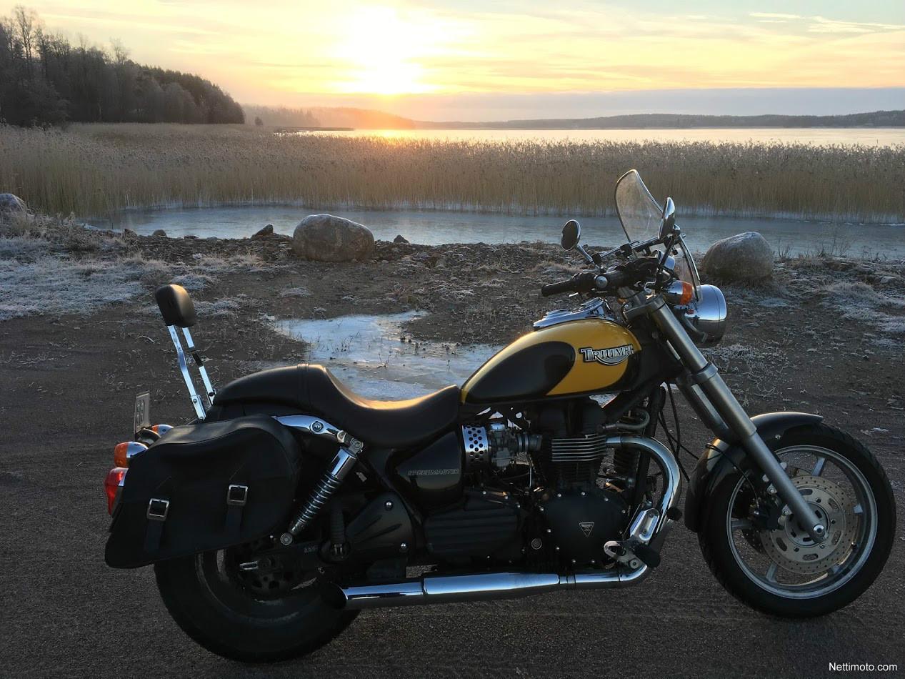 Bike Reviews For Triumph Nettimoto