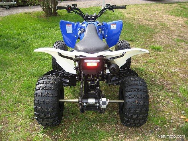 Bike reviews for Comanche ATV - Arvostelut & kokemuksia