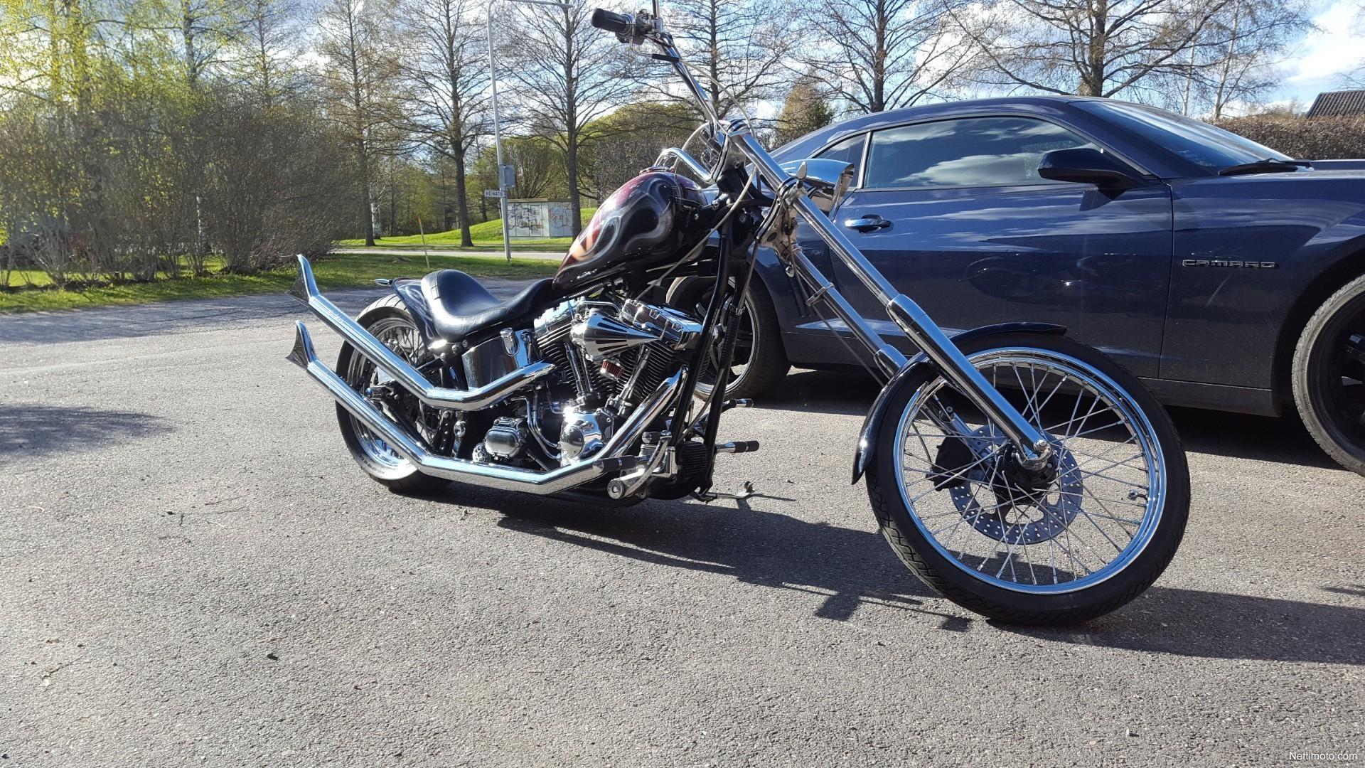Harley Davidson Softail Kokemuksia