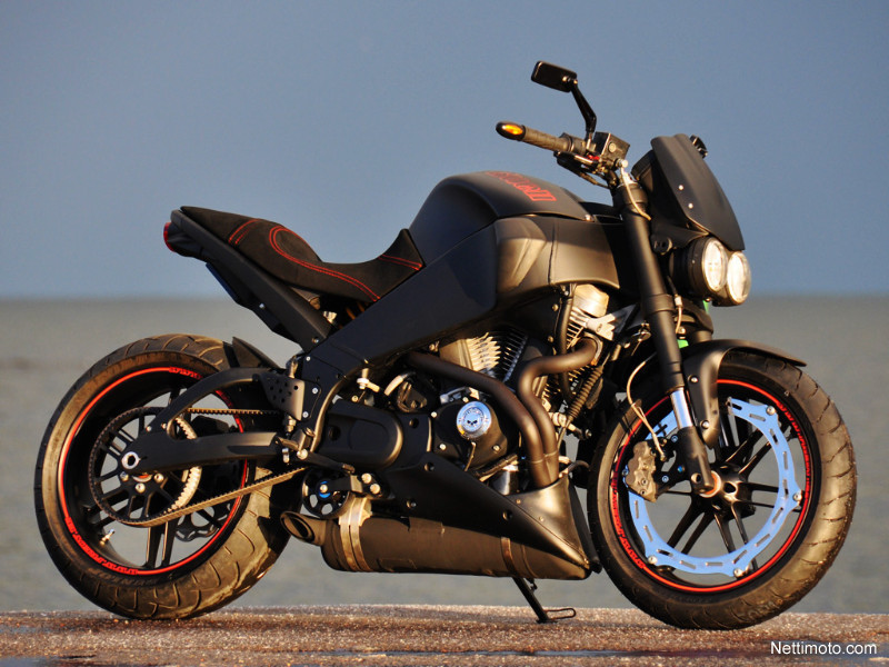 Erik buell racing rolls out naked streetfighter